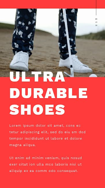 Ultra Durable - Video Template