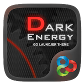 Dark Energy GO Launcher Theme