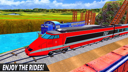 Train Driving Super Simulator 1.0 screenshots 13