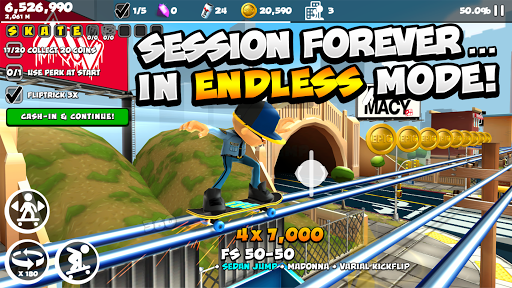 Epic Skater 2 1.019 {cheat|hack|gameplay|apk mod|resources generator} 5