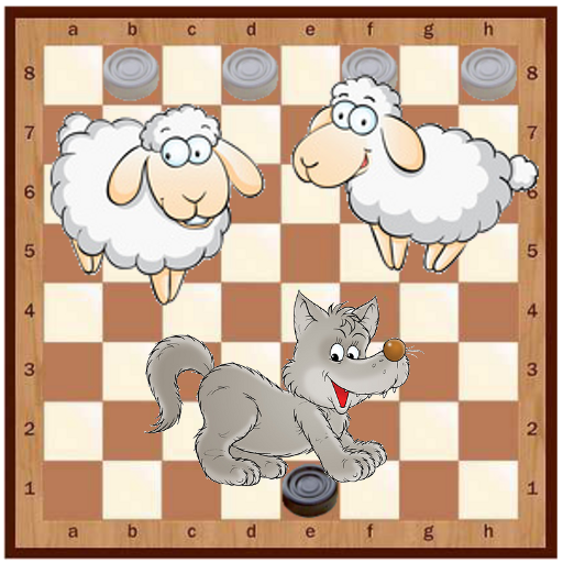 Wolf and Sheep (board game)