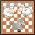 Wolf und Schafe (Brettspiel) icon