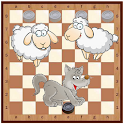 Loup et moutons icon