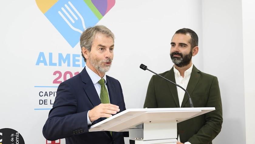 Presentación del Encuentro en la sede de Almería 2019