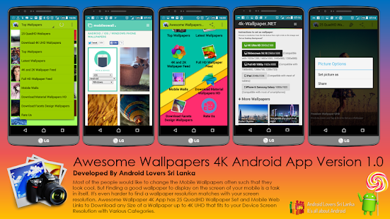 The Wallpaper App For Awesome People