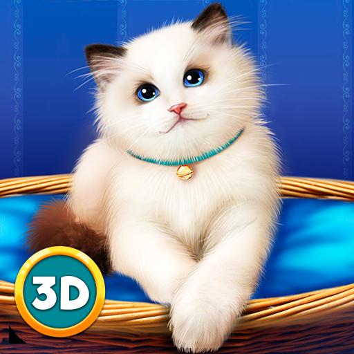 Home Cat Survival Simulator 3D - 2