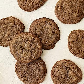 Chocolate Chile Cookies.
