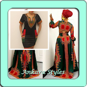 Ankara Fashion Designs