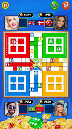 Super Ludo Multiplayer Fantasy apkmr screenshots 7