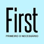 First - Primeiro o necessário Icon