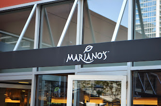 Photo: Even the outside is gorgeous. #MyMariano's It's such a clean, warm look that I felt was reflected in the whole store.