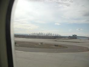 Photo: Denver airport
