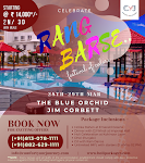 Holi Celebration Packages in Jim Corbett | The Blue Orchid Hotel & Resort Jim Corbett