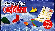 Photo: Quick and Easy Flying Origami Nakamura, Eiji Japan Pubs 1993 paperback 132 pp 7.1 x 11.9 ins ISBN 0870409255 or ISBN 1402824572