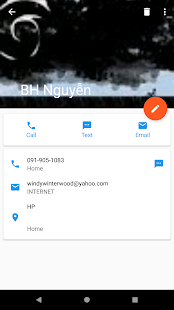 Sync Cloud Contacts on Android 4