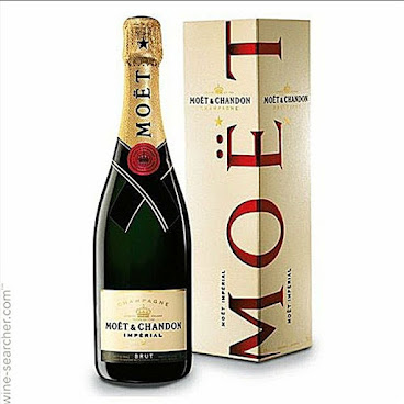 Moet & Chandon Brut NV.