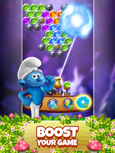 Smurfs Bubble Shooter Story 2.15.050204 screenshots 13