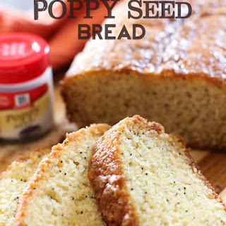 Perfect Poppy Seed Bread