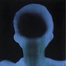 Photo: 06_Memoires photogramme 50x50cm sur papier bleu © Olivier Perrot 1996