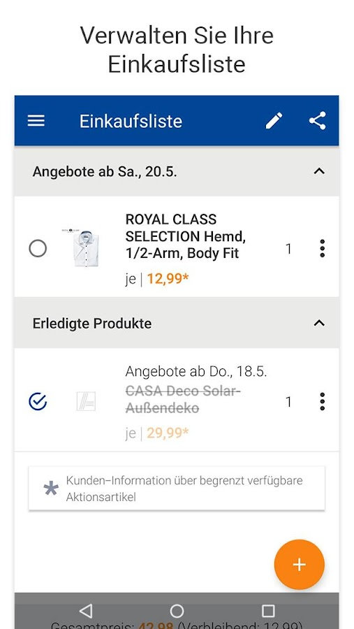 aldi s d angebote filialen android apps auf google play. Black Bedroom Furniture Sets. Home Design Ideas