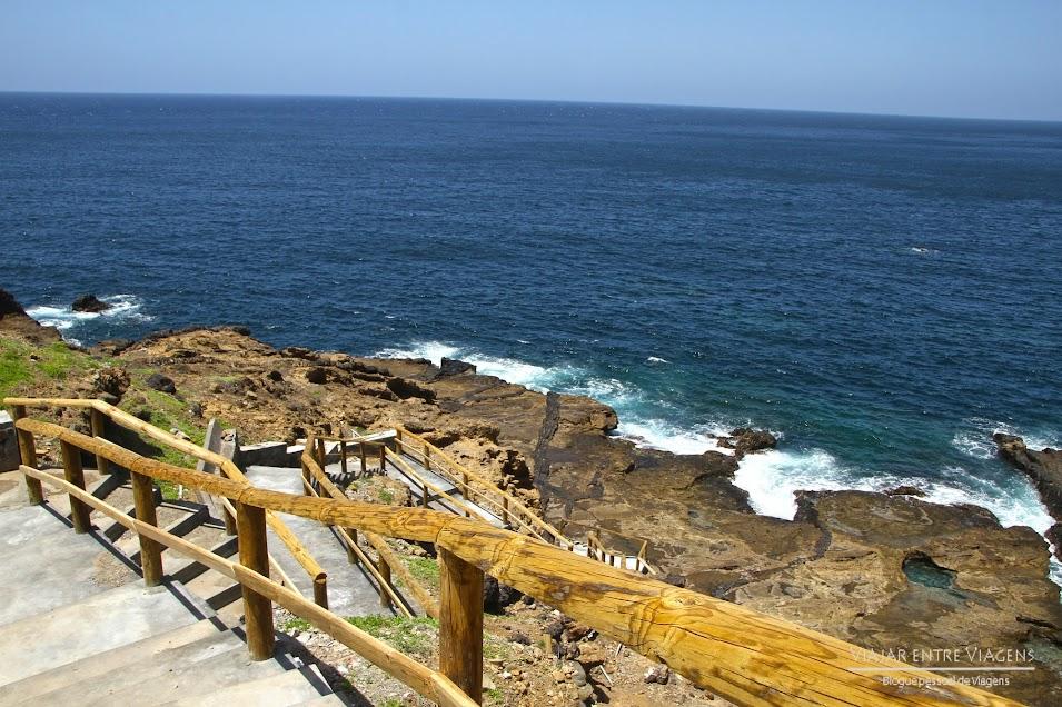 ILHA BRAVA - Piscinas naturais, natureza auspiciosa, cultura e boa música | Cabo Verde