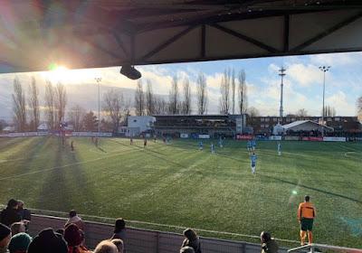 Un joueur du FC Liège victime d'insultes racistes de la part des supporters d'Alost