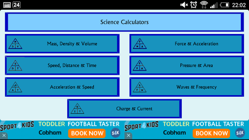 Science Calculator
