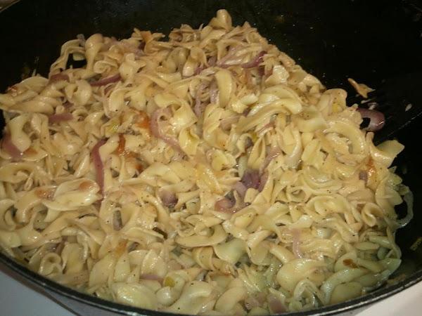 Fried Noodles Recipe