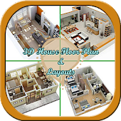 3D House Plans and Layouts
