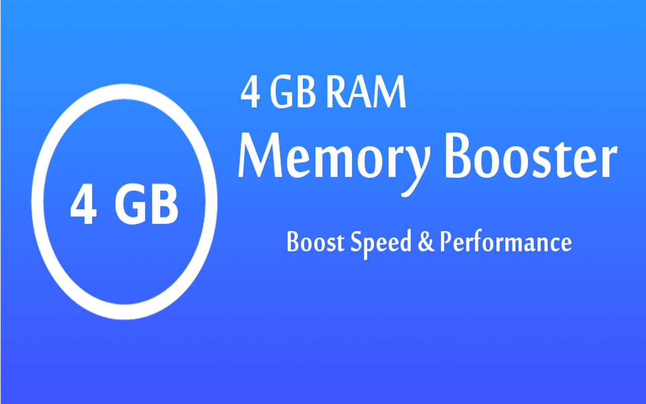 Android Speed Ram Booster