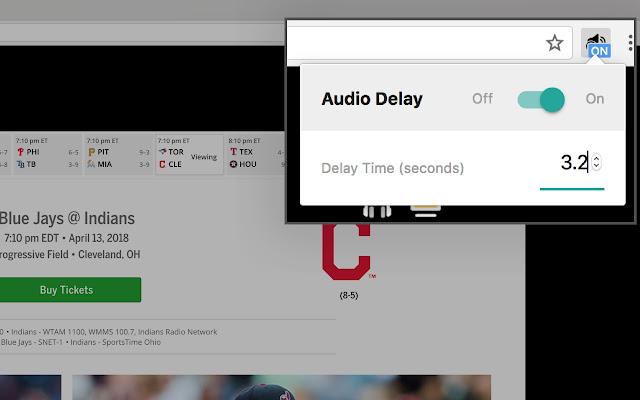 how to fix audio delay