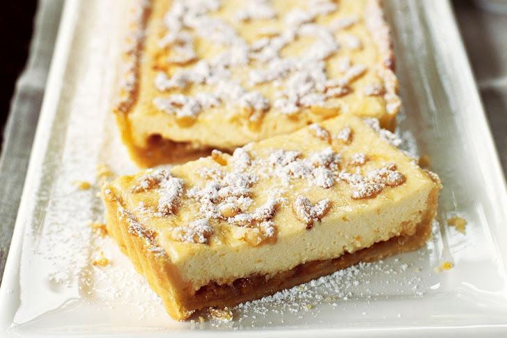 Ricotta and Orange Tart Recipe