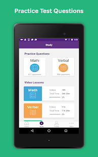 Magoosh GMAT Prep & Practice- screenshot thumbnail
