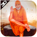 Shirdi Sai Baba 3D LWP icon