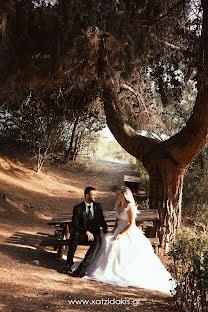 Wedding photographer Georgios Chatzidakis (chatzidakis). Photo of 03.07.2020