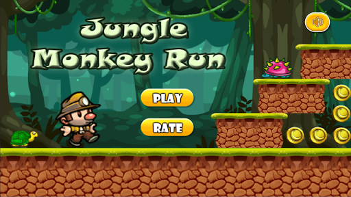 Jungle Monkey Fun Run 2015