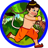 Hanuman Hero Run Adventure