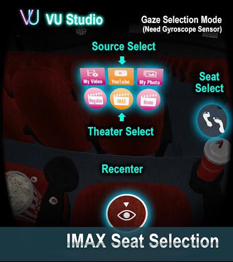 VU Cinema - VR 3D Video Player APK download | APKPure.co
