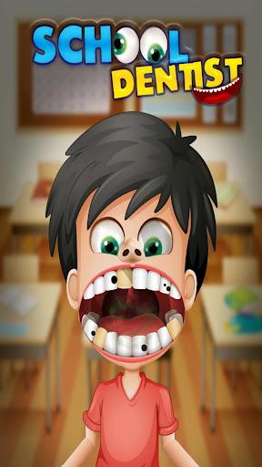 School Dentist Education Game