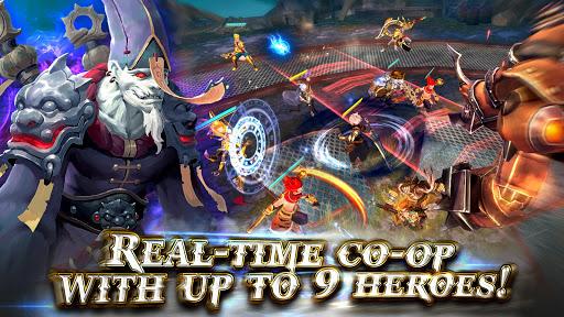 Heroes of Skyrealm 1.6.5 screenshots 3