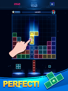 Download Glow Block Puzzle: Free Color Jewel Games 2019 For PC Windows and Mac apk screenshot 6