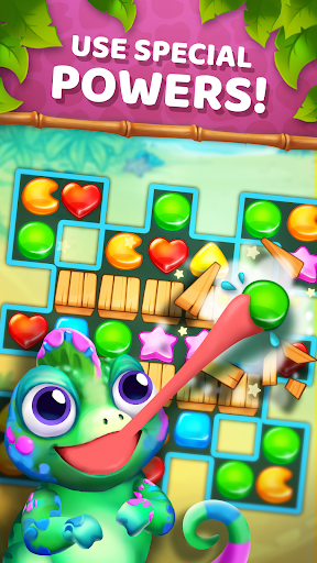 Animatch Friends - cute match 3 Free puzzle game modavailable screenshots 4