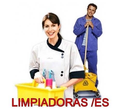 Se necesita personal de limpieza para Algeciras