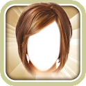 Hair Styler Montage Maker icon