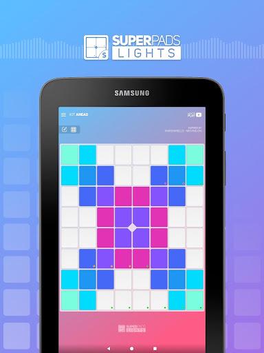 SUPER PADS LIGHTS - Your DJ app 1.5.7 screenshots 15