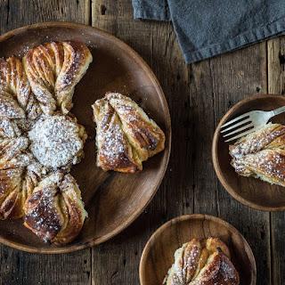 Cinnamon Star Bread.