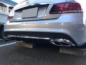 Eクラス クーペ  E250 AMGパッケージ 2015年式のカスタム事例画像 ぼーちゃんさんの2019年07月28日18:09の投稿