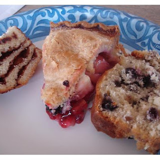 Lemon-Berry Bread
