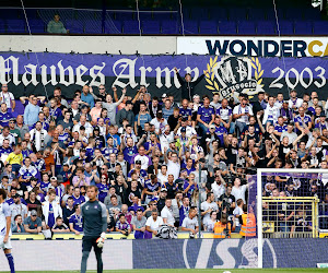"""Anderlecht beboet voor kwetsende gezangen aan het adres van de ref: """"Hij is de h**r van FCB"""""""