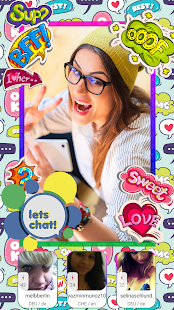 Lonely hearts video chat for flirt and dating - náhled